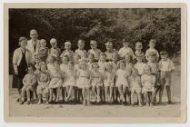 Dosbarth Iau Ysgol Penboyr, 1948