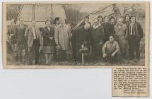 Clwb Pêl Droed Bargod Rangers, 1975