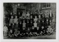 Ysgol Penboyr, c.1932