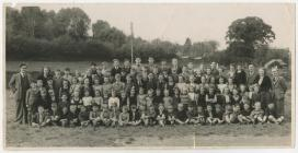 Ysgol Penboyr, 1953
