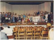 Penboyr School: Christmas Celebration, c.1986