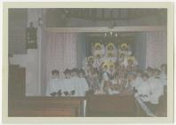 Drama'r Geni, Ysgol Sul St Barnabas, Felindre