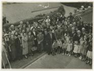 Capel Clos-y-graig, daucanmlwyddiant 1954