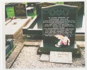 Grave of Wil Pen-lôn, Dre-fach Velindre