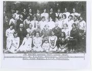 Co'r Merched Bargod Teifi, 1920au. (Plwyf...