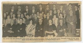 Bargod Rangers Dinner, 1966
