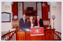 Dathlu canmlwyddiant organ Capel Soar, Penboyr,...