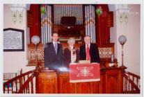 Soar Chapel, Penboyr, organ centenary...