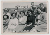 Soar Chapel, Penboyr,  Sunday School Trip, 1951