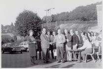 Red Dragon Hall, Dre-fach Velindre, opening, 1964