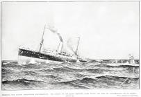 SS Falaba, 1915