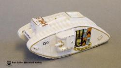 Porcelain Tank