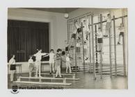 Glan-y-Mor Primary School Gymnastics