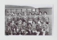 Traethmelyn Junior School Rugby Team
