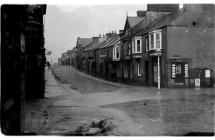 Dimond Street Flood 1910
