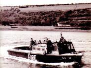 Fire Float at Pembroke Dock