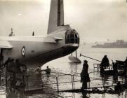Sunderland L5803 at Pembroke Dock