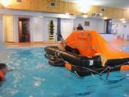 Sea Survival Training
