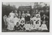 Moriah children's choir, 1912
