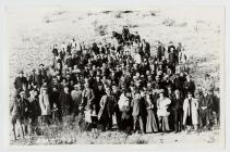 Annual meeting of CMC, Gaiman 1911.  See also...