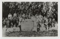 """Maes Teg"" National School 1908"