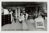 Carpenter's shop, Gaiman, Chubut