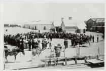 Eisteddfod Trelew, 1913, the  Gorsedd