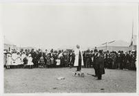 Eisteddfod Trelew, 1913, yr Orsedd