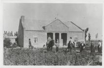Maes yr Haf, home of Wm Evans Bryn Gwyn