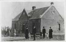 Bryn Gwyn, house of a son of William Evans,...