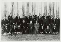 The converts of the 1904 Revival in Gaiman. ...