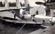 230 Squadron Singapore III Flying Boat