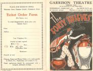 Advertising Leaflet for a Production of The...