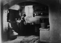 Cegin fferm, 1930au