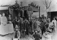 Farm workers, circa 1900