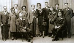 Italians in Swansea, 1947