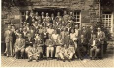 Coleg Harlech Ysgol Haf 4 to 11 Aug 1934