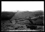 Offa's Dyke at Mainstone