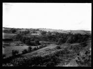 Offa's Dyke at Hergan