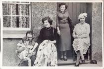 Carnival Day Cowbridge 1952