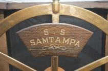 Opening of the Samtampa exhibition  Porthcawl...