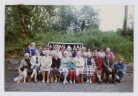 Merched y Wawr Bargod Teifi Branch visit...