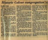 Salem Homecoming Association Reunion Article 1994