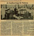 Salem Homecoming Association Articles 1991