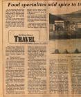 Welsh Travel Article January 16, 1983