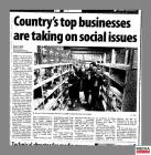 Clipping from page 20 of the South Wales Echo ...