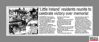 Clipping from page 27 of the South Wales Echo...