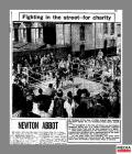 Newspaper clipping taken from page 11 of the...