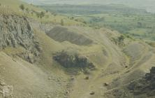 Pontsticill Reservoir, Merthyr Tydfil:...