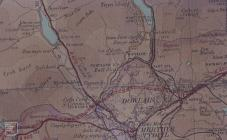 Merthyr: Map/Figure
